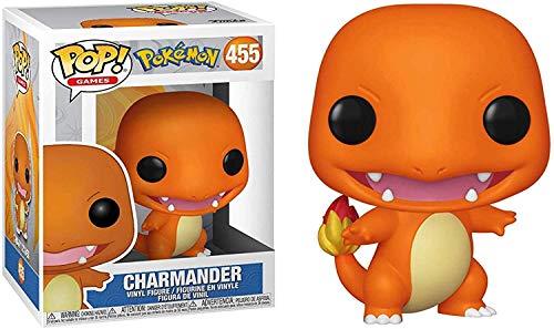 Funko Pop! 37603 Charmander #455 - Producto Oficial de Pokémon