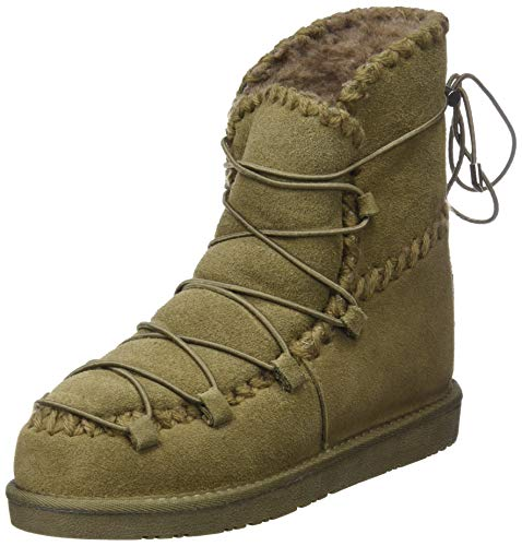 Gioseppo 41443, Botas Slouch Mujer, Marrón (Taupe Taupe), 39 EU