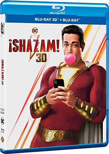 ¡Shazam! Bd 3d + 2d [Blu-ray]