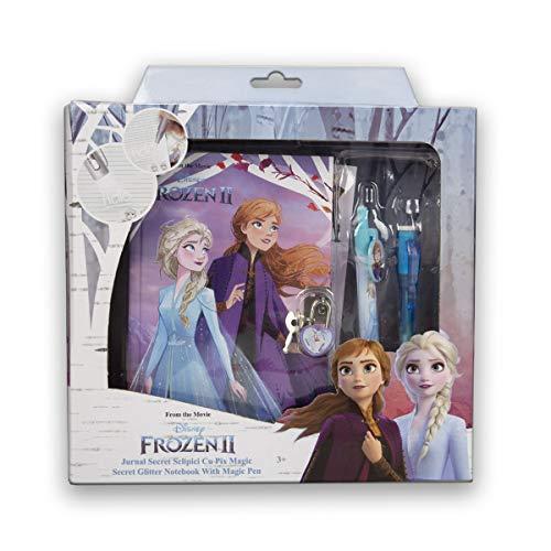 frozen 2- Diario Secreto (NI DI2375FR2)