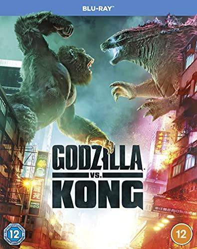 Godzilla vs. Kong [Reino Unido] [Blu-ray] [2021]