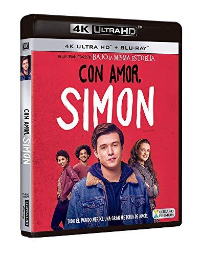 Con amor, Simon 4k Uhd [Blu-ray]