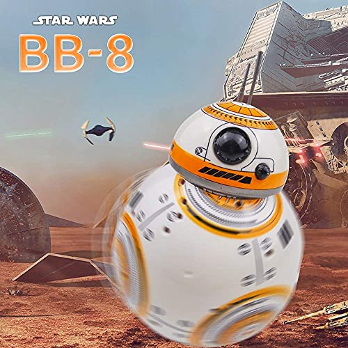N&G Daily Equipment Star Wars BB-8 RC Robot Star Wars BB-8 2.4GHz Remote Control Figure Robot Action Robot Sound Intelligent Toys Car For Kids 3+