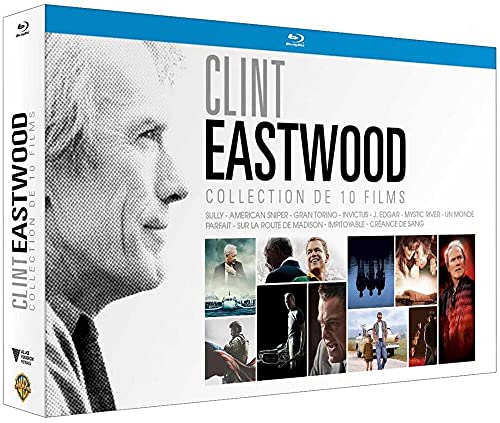 Clint Eastwood - Collection de 10 films [Francia] [Blu-ray]