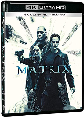 Matrix (UHD 4K + Blu-Ray) [Blu-ray]