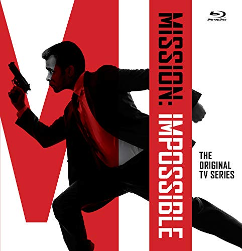 Mission: Impossible: The Original Television Series [USA] [Blu-ray]