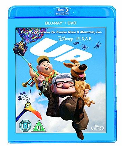 Up - Double Play (Blu-ray + DVD) [Reino Unido] [Blu-ray]