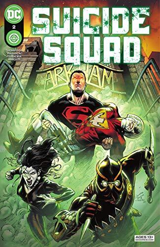 Suicide Squad (2021-) #2 (English Edition)