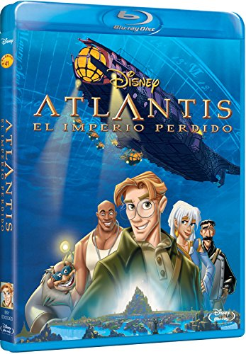 Atlantis: El Imperio Perdido [Blu-ray]