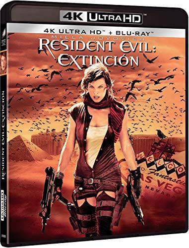 RESIDENT EVIL 3: EXTINCION (4K UHD + BD) [Blu-ray]