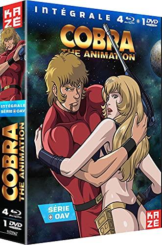 Cobra the Animation - Intégrale nouvelle série TV + OAV [Francia] [Blu-ray]