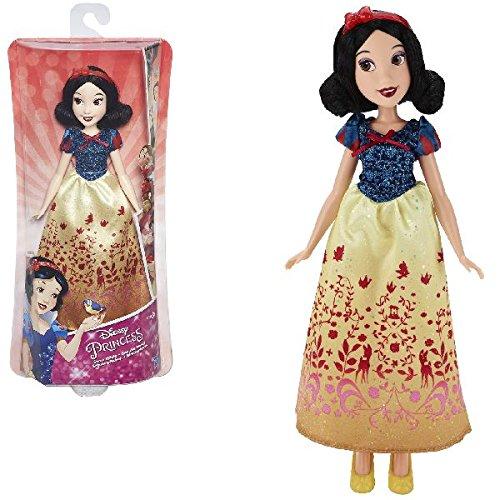 Disney Princess Muñeca, Color Amarillo y Negro (Hasbro B5289ES2)