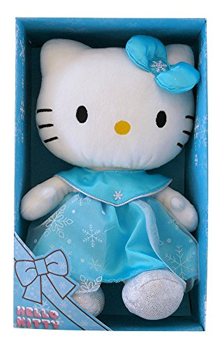 Jemini 022883 - Peluche de Hello Kitty Princesa de Las Nieves (27 cm)