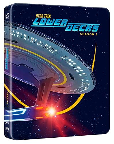 Star Trek - Lower Decks - Temporada 1 (Steelbook) - BD [Blu-ray]