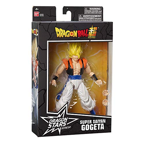 Dragon Ball Super - Figura Dragon Stars - Super Saiyan Gogeta