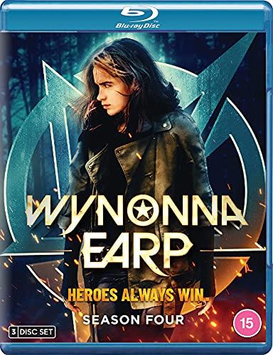 Wynonna Earp: Season 4 Blu-Ray [2020] [Blu-ray]