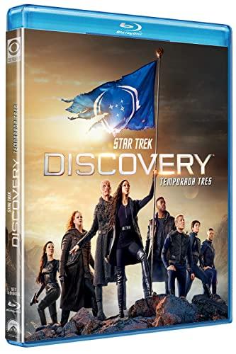 Star Trek Discovery - Temporada 3 - BD [Blu-ray]