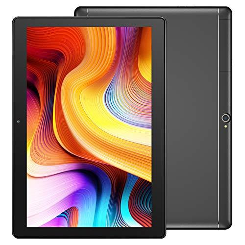 Dragon Touch Notepad K10 Tablet 10 Pulgadas Android 9.0 WiFi 5G, 32GB ROM 10.1' HD Tableta 8MP Quad Core 5000mAh Tablets PC con Micro HDMI, Bluetooth, GPS, FM, Dual Cámara/WiFi, Cuerpo Metálico