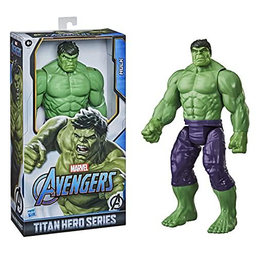Avengers Titan Hero Deluxe Hulk (Hasbro E74755L2)
