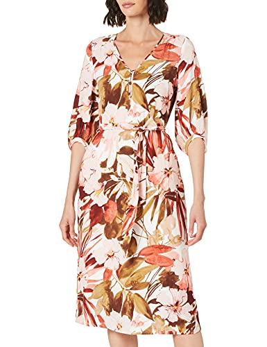 ESPRIT Collection 041eo1e330 Vestido, 693/rosa Claro 4, 38 para Mujer