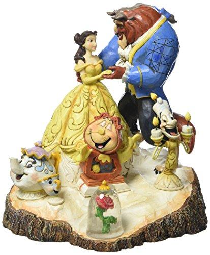 Disney Traditions, Figura de 'La Bella y La Bestia', para colecionistas, Enesco