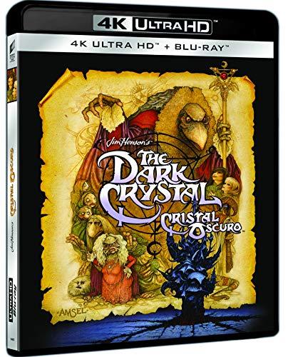Cristal Oscuro (4K UHD + BD) [Blu-ray]