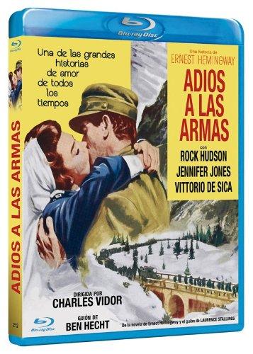 Adios A Las Armas [Blu-ray]