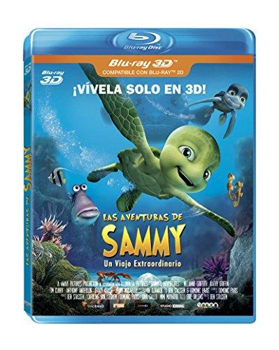 Las Aventuras De Sammy [Blu-ray]