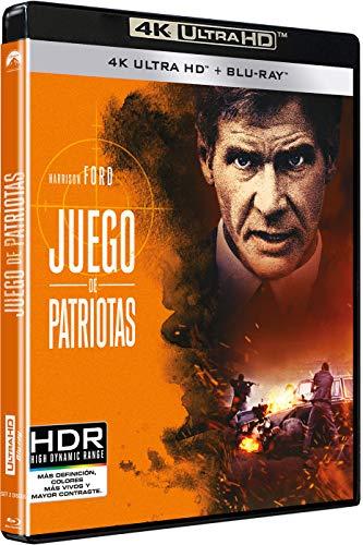 Juego De Patriotas (4K UHD + BD) [Blu-ray]