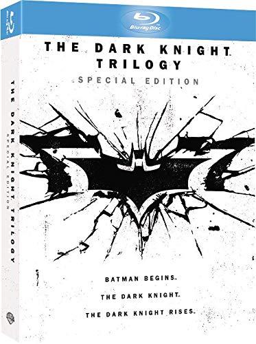 Il Cavaliere Oscuro - Trilogia (SE) (6 Blu-Ray+Stampe) [Blu-ray]