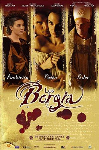 Los Borgia [Blu-ray]
