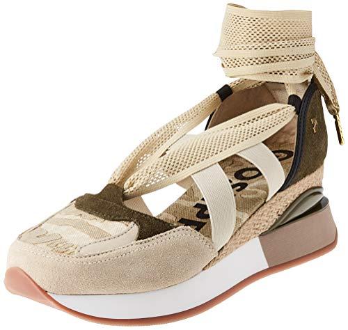 Gioseppo Elsmere, Zapatillas Mujer, Beig, 39 EU