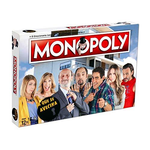 Winning Moves Other License Monopoly La Que Se Avecina (63454), multicolor, ninguna (ELEVEN FORCE