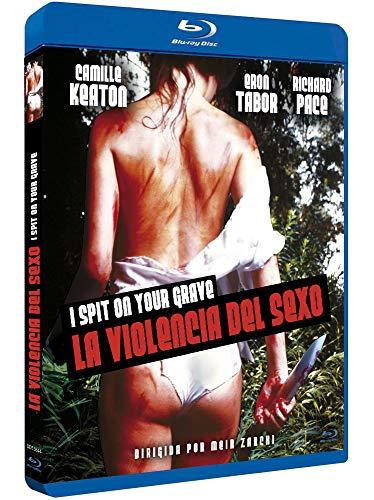 La Violencia del Sexo BD 1978 I Spit on Your Grave UNCUT [Blu-ray]