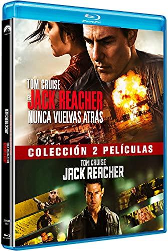 Jack Reacher Colección 2 Películas (Jack Reacher + Jack Reacher: Nunca vuelvas atrás) - BD [Blu-ray]
