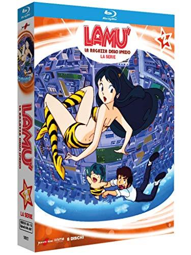 Lamu' Serie TV V.2 (Box 8 Br) [Italia] [Blu-ray]