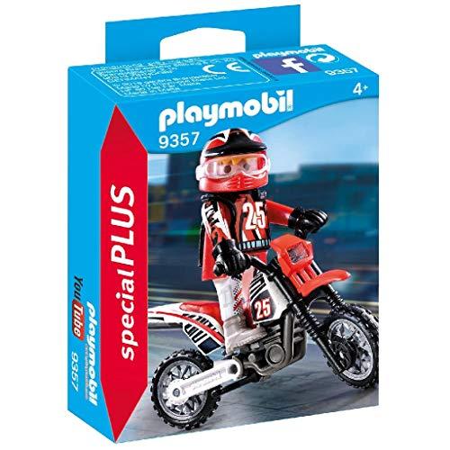 PLAYMOBIL Special Plus 9357 Motocross, a partir de 4 Años