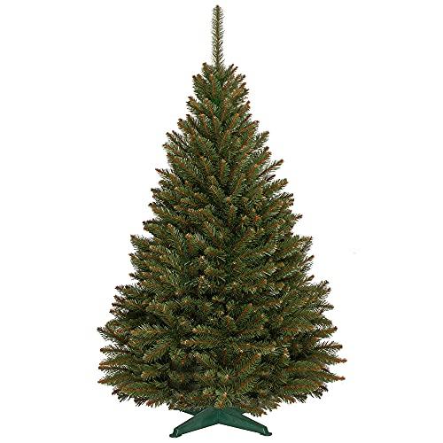 SPRINGOS Árbol de Navidad artificial de píceas de Cáucaso, 180 cm, gran calidad (altura: 180 cm)