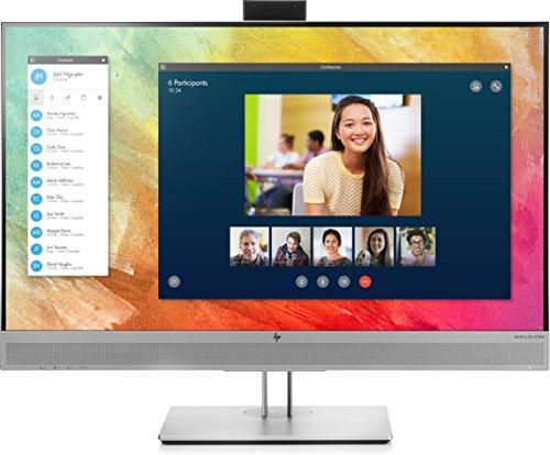 HP EliteDisplay E273m 27' Full HD IPS Negro, Plata Pantalla para PC - Monitor (68,6 cm (27'), 1920 x 1080 Pixeles, LED, 5 ms, 250 CD/m², Negro, Plata)