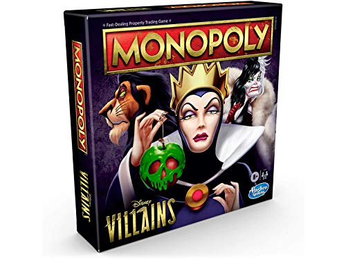 MONOPOLY Disney Villains