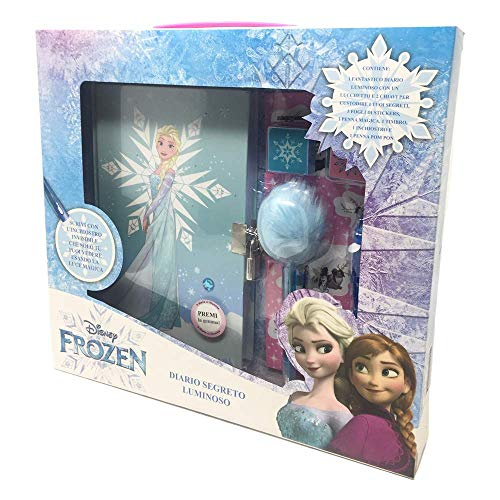 Frozen - Diario secreto luminoso FR0593