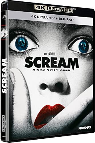 Scream - Vigila quién llama - BD [Blu-ray]