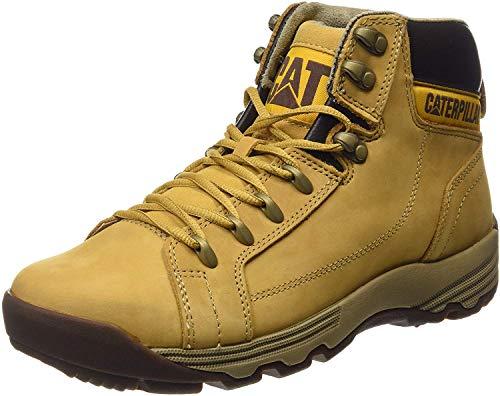 Cat Footwear Supersede, Botines Hombre, Brown (Honey Reset), 41 EU