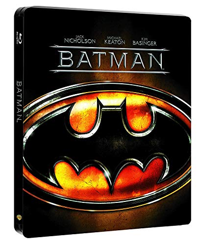 Batman Steelbook [Edizione: Francia] [Blu-ray]