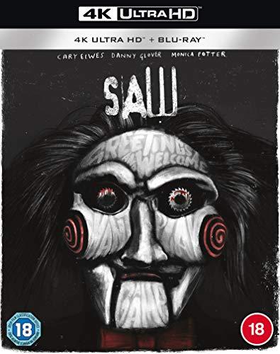 Saw 4K [Blu-ray] [2021]