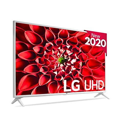 LG 49UN73906LE - Smart TV 4K UHD 123 cm (49') con Inteligencia Artificial, Procesador Inteligente Quad Core, HDR 10 Pro, HLG, Sonido Ultra Surround, Compatible con Alexa