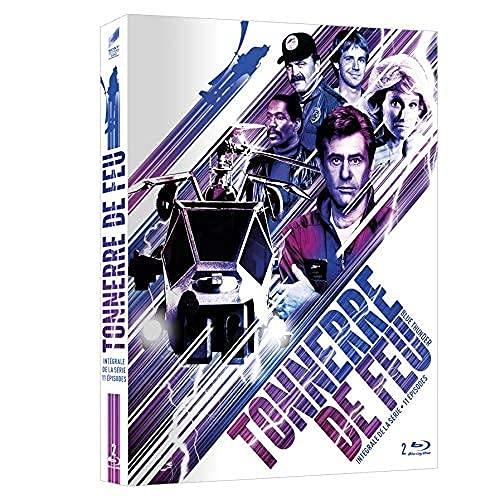 Tonnerre de feu - L'intégrale de la série TV [Francia] [Blu-ray]