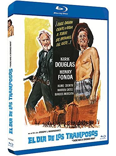 El Día de los Tramposos BD 1970 There Was a Crooked Man [Blu-ray]