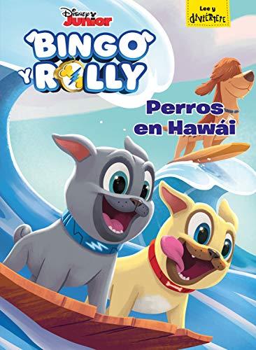 Bingo y Rolly. Perros en Hawái: Cuento (Disney. Bingo y Rolly)