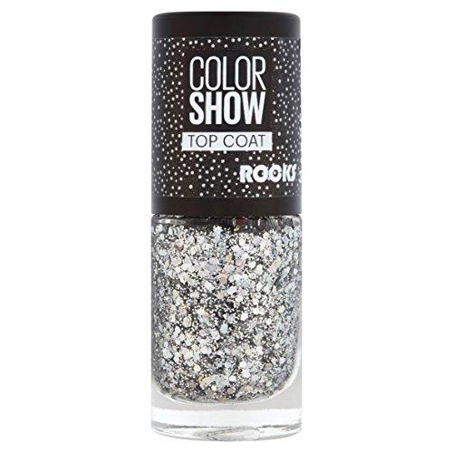 Maybelline New York Color Show - Esmalte de uñas, secado rápido